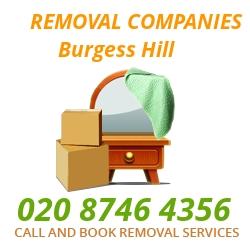 full removal RH15