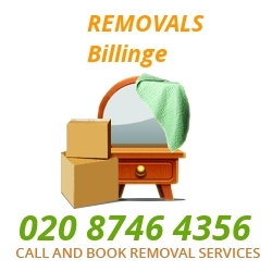 furniture removals Billinge