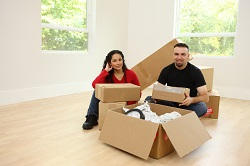 Milton of Campsie packers & movers G66