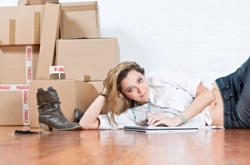 Overton packers & movers LA3