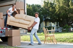 home movers in Overton