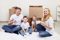 home movers in Bedford