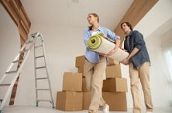 home movers in Langbank