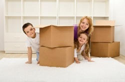 home movers in Pannal